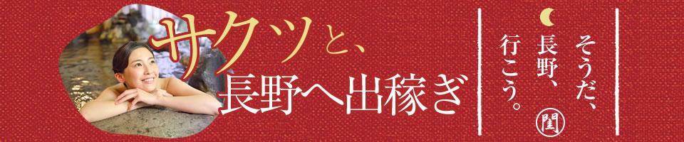 閨スペシャル:長野へサクッと出稼ぎページへ